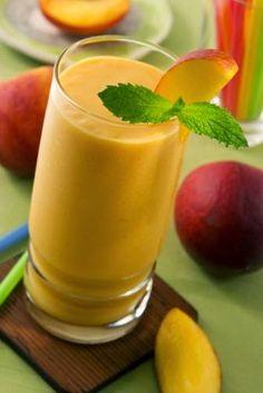 Varomeando: Sorbete de nectarina