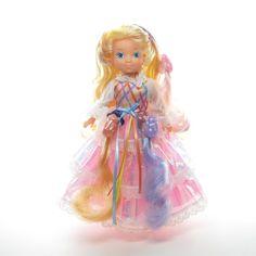 Lady LovelyLocks Doll with Dress & Pixietails