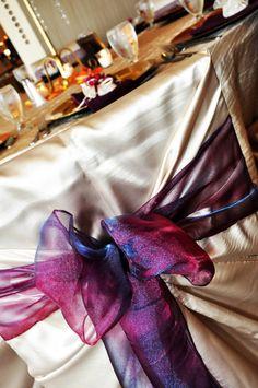Fall Wedding Color Scheme - Sangria, Tangerine and Gold » Alpha Prosperity Events - Missouri City Wedding Planner