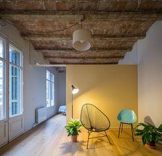 Vivienda en Eixample de Nook Architects  Looooooove it!!!