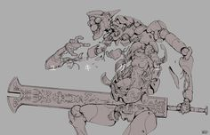 ArtStation - Deus Chronicle (personal project), Ching Yeh