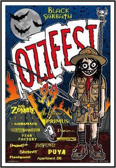 Ozzfest 99