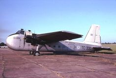 Bristol Freighter, TC-330