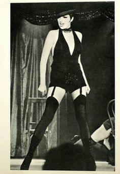 Liza Minnelli As Sally Bowles In Cabaret Notes 1 Lashes
