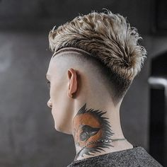 15 Popular Haircuts For Men - Hairstyles Hair Ideas, Cut And Colour Inspiration Barber Haircuts, Haircuts For Men, Haircut Designs For Men, Mens Hair Designs, Men Hair Color, Mens Hair Trends, Hair Tattoos, Popular Haircuts, Shaved Hair