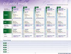 AdvoCare 24 day challenge guide book