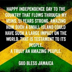 Patois Home Jamaica Pinterest - Jamaica independence day