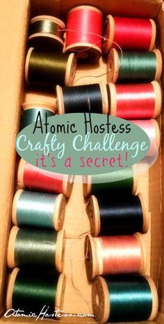 MCM SewingVanity Chair Atomic Hostess Blog Posts Pinterest