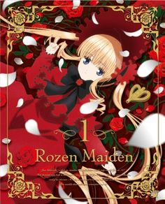 ローゼンメイデン 薔薇少女 Rozen Maiden Anime Chibi, Kawaii Anime, Peach Pit, Shugo Chara, Gothic Art, Magical Girl, Favorite Tv Shows, Book Art, Original Art