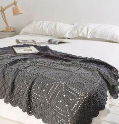 branda:  Simply Crochet Blanket
