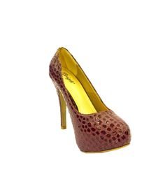 Fall back on sequence heels when you want to experiment cause they wont let you fail!