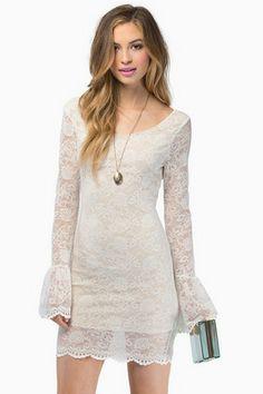 Embrace Lace Dress dothefashion.com