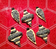 Christmas ornaments #cheapcookiecutters