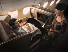 talk2paps: How to grab a free business class upgrade!