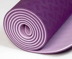 Yoga mat TPE Profi mat nesmekavá -