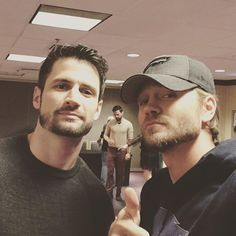 I think you all know this guy... @thisisjameslafferty - still as kind as he is talented. Great seeing the whole crew this weekend. Yes that's @stephencolletti photo bombing the back-round. Much love to all! #OTH #eyecon3000 #bestfansever