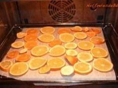 Déco de Noël faite maison avec des fruits séchés • Hellocoton.fr: