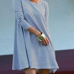 Gorgeous stripe dress via MATTE & SEQUINS
