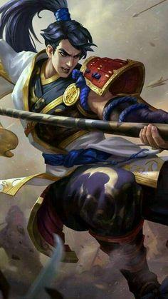 Zilong_Estern Warrior