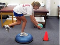ankle stability exercises - Google Search