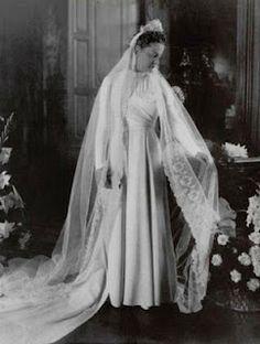 Heim wedding dress from1938