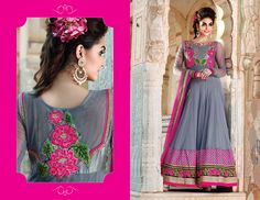 """Bella Stiles Presents:-""""Rama Premium Collections"""" Fabric Details:-""""Georgette, Satin, Chiffon, Net, Velvet and Embroidery.  To place #Orders : (#USA): 610-616-4565, 610-994-1713; (#India):91-226-770-7728, 99-20-434261; E-MAIL: market@bellastiles.com, wholesale@bellastiles.com  #Dresses #Anarkali #Lehanga #Patiala #Straight #Churidaar #fashion #ethnic #stylish #embroidery #sale #discount #festiveoffer #pretty #ladies #shopping #Trendy #Elegant #Beautiful #freeshipping #ecommerce #online"""