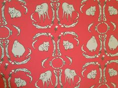 Perfect wallpaper for a kid's room--or any room for that matter!!  Good Bones, Great Pieces