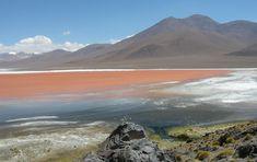 Eduardo Avoroa Andean Fuana National Reserve in the Southwest Circuit region.