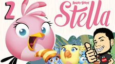 Let's Play Angry Birds Stella Part 2 - Gameplay Walkthrough