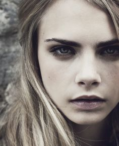 Cara Delevingne- British Model of The Year