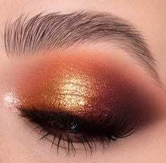Get To Know The New Nabla Cosmetics Cutie Collection - BeautyVelle Copper Eye Makeup, Bronze Eyeshadow, Smokey Eye Makeup, Eyeshadow Makeup, Eyeshadows, Cute Makeup Looks, Makeup Eye Looks, Beauty Makeup, Makeup Goals