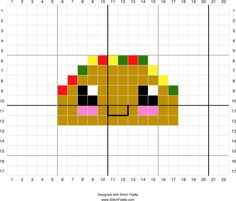 Stitch Fiddle is an online crochet, knitting and cross stitch pattern maker. Cross Stitch Patterns Free Easy, Cross Stitch Pattern Maker, Cross Stitch Designs, Kawaii Cross Stitch, Tiny Cross Stitch, Cross Stitching, Cross Stitch Embroidery, Stitch Games, Modele Pixel Art