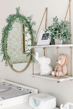 Picture Perfect Nursery Decor