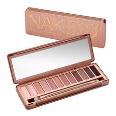 "URBAN DECAY ""NAKED 3"" PALETTE"