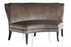 Curved Settee: Candice Olson Collection - Highland House