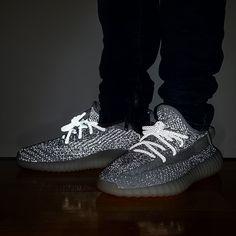 3daf1a137a40 Tag a friend who will cop Go check out my adidas Yeezy Boost 350 V2  Static  3M Reflective  (Yeezy Supply Exclusive) on…""
