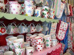 Cath Kidston  -  Cups-a-plenty  |  littlemissmomma.wordpress.com