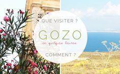 gozo en une journée, visiter gozo en un week-end, que faut-il voir à Malte, itinéraires des bus gozo, comment se déplacer à Malte