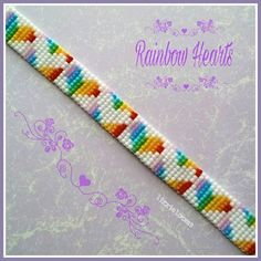 off loom beading techniques Loom Bracelet Patterns, Seed Bead Patterns, Bead Loom Bracelets, Beaded Jewelry Patterns, Beading Patterns, Beading Ideas, Making Bracelets With Beads, Beading Techniques, Tear