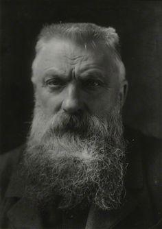 Auguste_Rodin_by_George_Charles_Beresford_(NPG_x6574).jpg (565×800)
