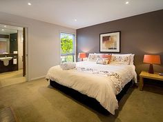 Daylesford villa rental - Daylesford Spa Villa 4 - Bedroom With Ensuite