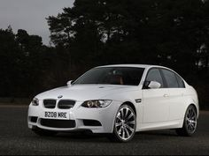 BMW M3 - I don't normally like BMW products, but this thing is cool