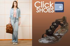 mezclilla si- empre! www.clickshoes.com.mx