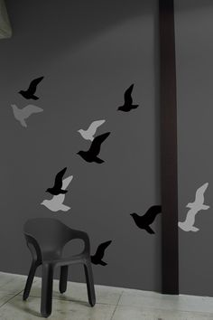 Stick on wall decals... so many choices, this one makes for sweet dreams...