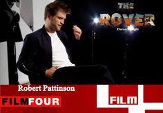 Entrevista Especial De Robert Pattinson, Michôd e Guy Para A 'Film 4′ Robert Pattinson, Guy Pearce eo diretor David Michôd falam com Film 4 sobre seu drama-suspense, The Rover – A Caçada. Elogiado pela crítica, o filme foi exibido na seleção oficial do Festival de Cannes 2014.