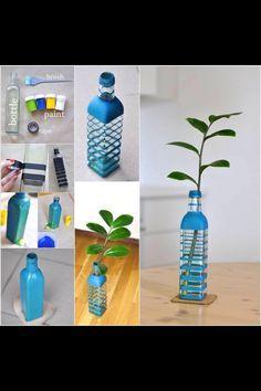 Flaske vase