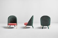 Okapi: A Chair Inspired By The Wild