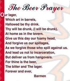 Canadian Humor: The Beer Prayer Canadian beer in New Zealand… Canadian Beer, Canadian Things, I Am Canadian, Canadian Humour, Canadian Culture, Patriotic Poems, Fb Status, Canada Day, Clipart