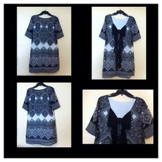 Bisou Bisou Dresses & Skirts - Bohemian style dress