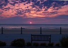 Sunset Virginia Beach